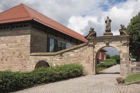 Klostertor, Foto: Victors Unternehmen, Barbara Heinz