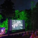 Waldbühne am Hermannsdenkmal zieht erneut mehrere tausend Fans an