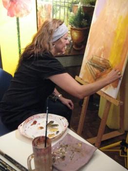 Kunsthandwerkermarkt in der Stadthalle Lübbecke, Foto: Veranstaltungsbüro Grawe