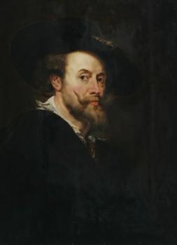 Peter Paul Rubens, Selbstportrait, 1625, Förderverein des Siegerlandmuseums und des Oberen Schlosses e.V. Siegen, Foto: © Förderverein des Siegerlandmuseums und des Oberen Schlosses e.V. Siegen