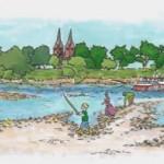 Planungswettbewerb für Landesgartenschau gestartet
