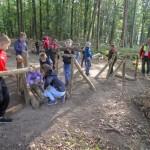"""Waldjugendspiele 2019 im """"Leistruper Wald"""""""
