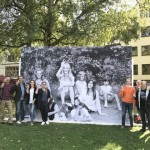 Open Air Foto-Ausstellung: The Woodstock Spirit. 50 Jahre Woodstock