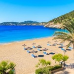 Goldene Jahreszeit auf der Baleareninsel