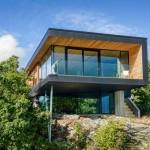 Neue Schüco Objektreportage über ein Einfamilienhaus in Norwegen