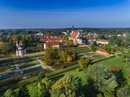 Auch das Kloster Neuzelle beteiligt sich am Tag des offenen Denkmals, Foto: TMB-Fotoarchiv/Rainer Weisflog