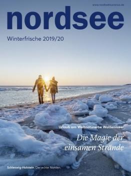 Nordseeurlaub, Winterfrische Titelseite, Foto: Oliver Franke