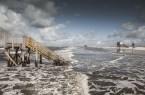 Nordsee bei St. Peter Ording, Foto: Oliver Franke