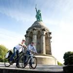 Barrierefrei Radfahren auf der Römer-Lippe-Route
