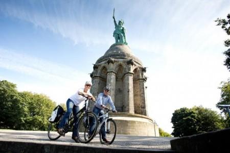 Die Römer-Lippe-Route ist der erste Radweg, der für barrierefreies Reisen ausgezeichnet wurde. Foto: Römer-Lippe-Route