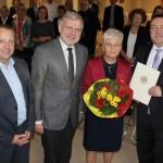 Herausragendes Engagement für Kirche und Kultur: Verdienstmedaille für Elisabeth Webel
