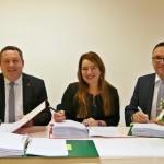 Astrid-Lindgren-Schule und Berufsförderzentrum:  Neubau