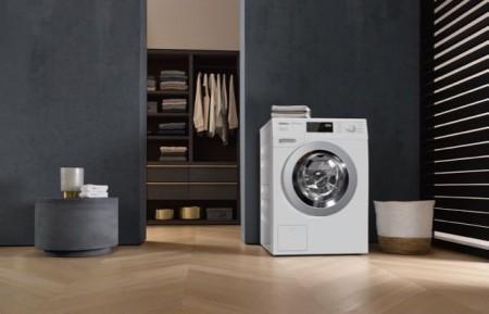 Die Miele-Waschmaschine WDB 330 WPS SpeedCare ist mit der Note 1,6 Testsieger im aktuellen Waschmaschinentest der Stiftung Warentest (test-Ausgabe 11/2019).Foto: Miele