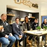 Absolventen der FH Bielefeld berichten von ihren erfolgreichen Ausgründungen