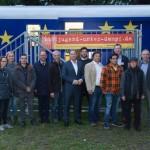 "Parlamentarischer Staatssekretär Stefan Zierke bei ""Jugend unter Dampf"""