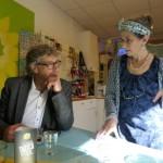 Netzwerkarbeit auf der Rechten Weserseite: Quartiersmanagement bringt Menschen zusammen