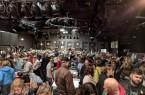 Nachtflohmarkt, Foto: Die Weberei