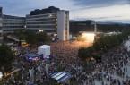 Campusfestival Bielefeld, Foto: Stefan Sättele