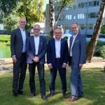 Stadtwerke Bielefeld und Mitsubishi HiTec Paper  setzen erfolgreiche Zusammenarbeit fort