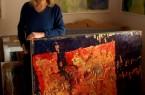 Atelier von Karin Stengel, Foto: Karin Stengel