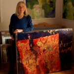 Offenes Atelier bei Karin Stengel