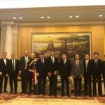 Partnerschaft Minden-Changzhou öffnet Türen im Reich der Mitte