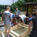Mobile Skaterampe in Rodenbeck bauen