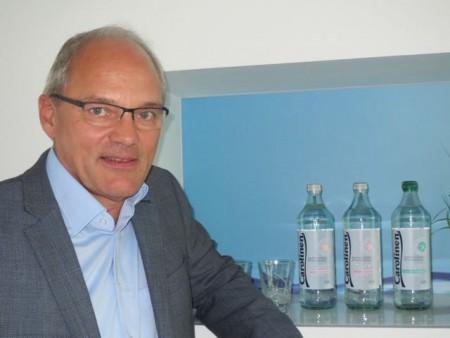Alfons Friedewald, Gesamtvertriebsleiter der Unternehmensgruppe Mineralbrunnen Wüllner.Foto: Unternehmensgruppe Mineralquellen Wüllner