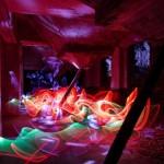 Lightpainting – Lichtkunst von Olaf Kerber ab 6.Oktober im Maxipark