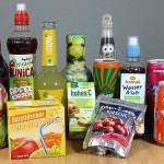Zu süß und zu viel Müll Erfrischungsgetränke to go