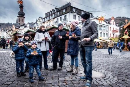 Weihnachtsmarkt in Cochem, Foto: Stadt Cochem