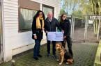 Spendenübergabe, Foto: Stadt Bielefeld