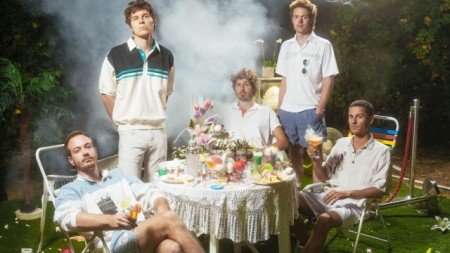 Die Band Von Wegen Lisbeth Foto: N. LucasDer DJ und Musikproduzent Alle Farben. Foto: M. J. Schöler Das Fotoma