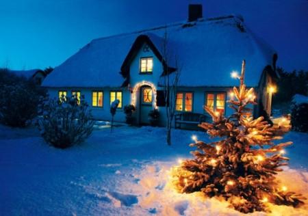 Amrum im Winterflair, Foto: Kai Quedens