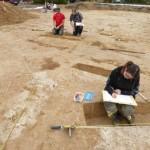 Frühste Siedlungsspuren in Spenge entdeckt
