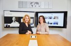 Bertelsmann Business Podcast mit Unternehmenssprecherin Karin Schlautmann.Foto:Bertelsmann