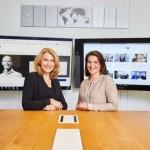 Bertelsmann Business Podcast mit Unternehmenssprecherin Karin Schlautmann