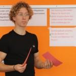 """Zweite Workshop-Phase im """"Haus der Bildung"""""""