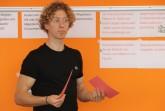 """2. Workshop-Phase im """"Haus der Bildung"""" Foto: Detlev Müller"""