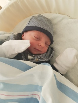 1000. Baby - Glück, Foto: Franziskus Hospital Bielefeld