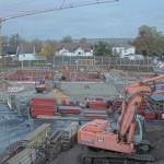 Per Webcam zusehen wie Höxters Hallenbad wächst