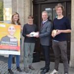 Eckhard Rüter aus Minden unter den Top 50 beim Publikumspreis