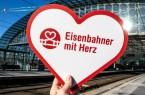 Eisenbahner mit Herz, Foto: Allianz - pro -Schiene