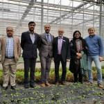 Vertreterinnen und Vertreter der indischen Regierung besuchen wertkreis Gütersloh