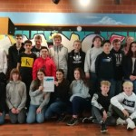 Jugendrotkreuz und Heinz-Nixdorf- Gesamtschule schließen Kooperationsvertrag