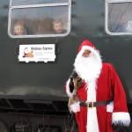 Der Nikolaus will wieder Bahnfahren – Die Vorbereitungen im Extertal laufen auf Hochtouren