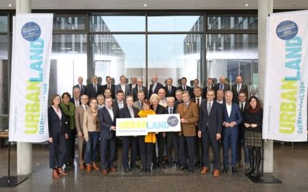 Staatssekretär Christoph Dammermann zu Gast beim UrbanLand-Board, dem Entscheidungsgremium der REGIONALE 2022, Foto: Matthias Schrumpf
