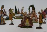 Zinnfiguren aus der Sammlung des Mindener Museum, Foto: Mindener Museumi