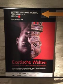 Plakatmotiv, Foto: Weserranaissance Museum Brake
