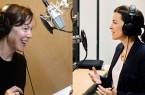 """Soeben ist die elfte Folge unseres Bertelsmann Business Podcasts """"Kreativität und Unternehmertum"""" online gegangen. Darin spricht Moderatorin Isabelle Körner mit Madeline McIntosh, Chefin des US-Geschäfts von Penguin Random House. Erstmals wurde unser Podcast über zwei Kontinente hinweg produziert: Madeline McIntosh war in New York und Isabelle Körner in Köln. Foto:Bertelsmann"""